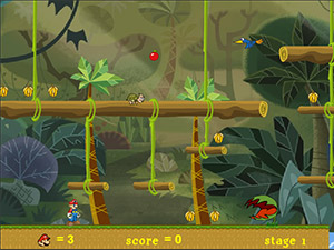 Jungle Adventure Spiele