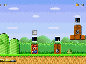 Super Mario Star Scramble 1